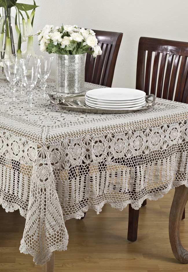 Modelo básico para uma mesa de jantar