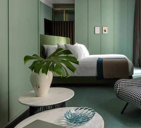 Quarto verde: guia para decorar o cômodo com esta cor