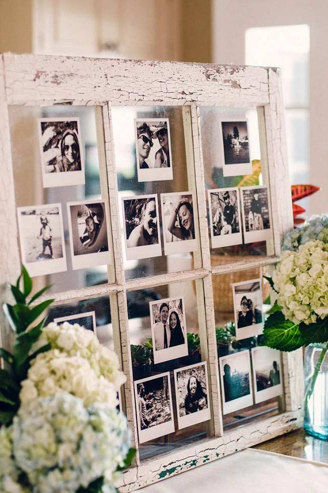 Vidros substituídos por espelhos