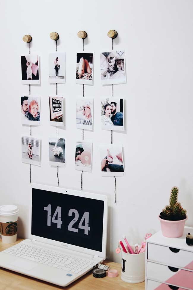 Painel De Fotos 60 Ideias Criativas E Como Fazer