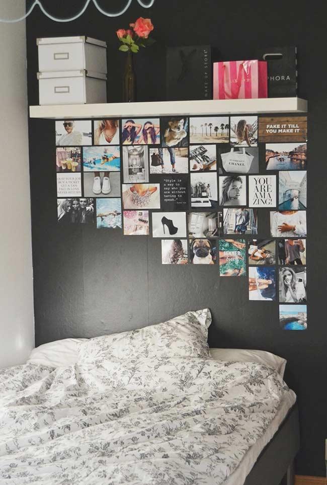 Fotos pessoais e outros tipos de imagens
