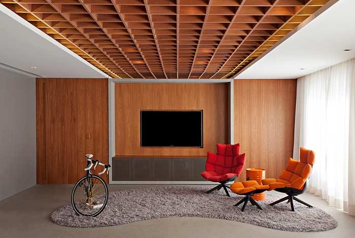 teto de gesso vantagens tipos 60 fotos de ambientes. Black Bedroom Furniture Sets. Home Design Ideas