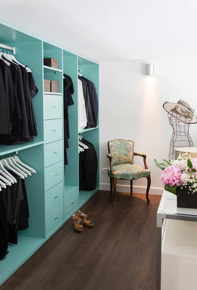 Para quem usa um estilo minimalista nas roupas