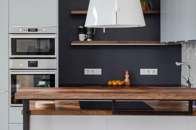 Cozinha americana simples: 60 ideias, fotos e projetos