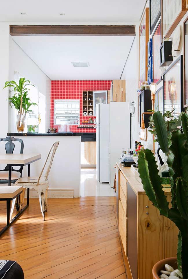 Ideal para apartamento conjugado