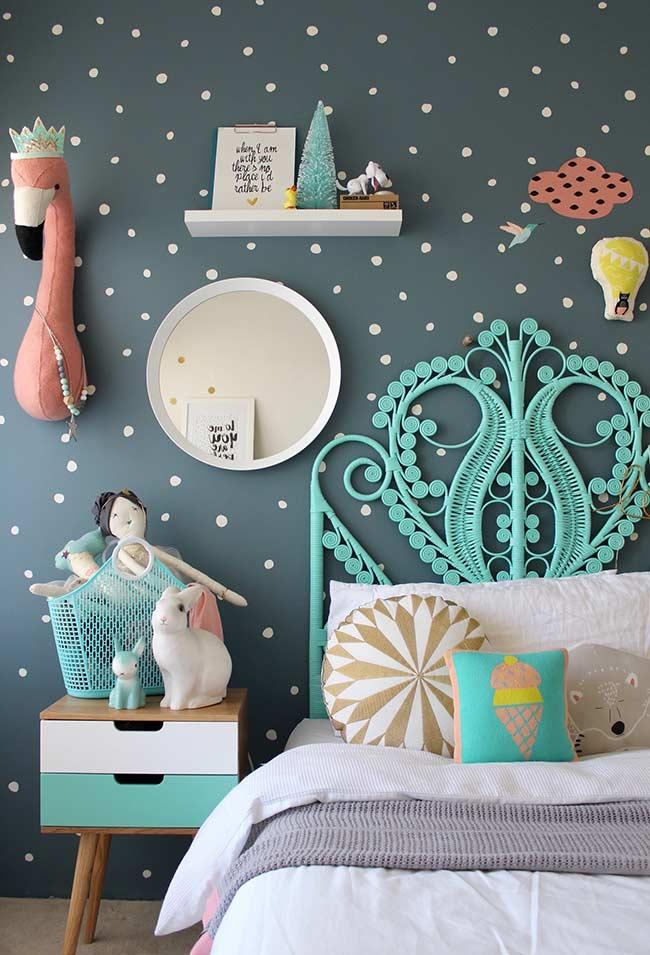 Muita fofura e delicadeza no quarto de criança