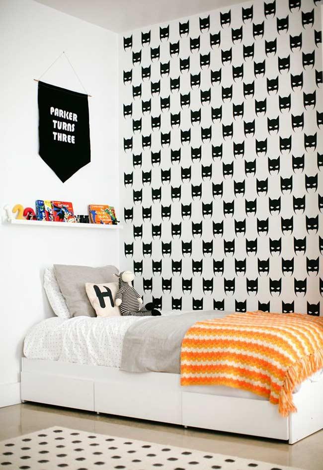 Papel de parede para quarto de criança