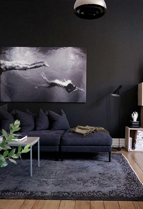 Modelo de sofá super confortável