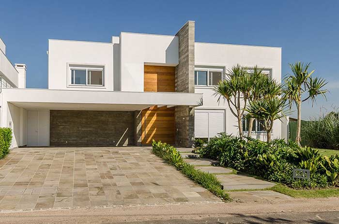 Casa moderna linda