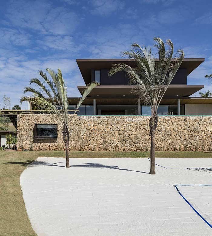 Casa linda no estilo praia