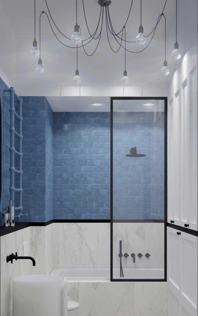 Banheiro masculino grande