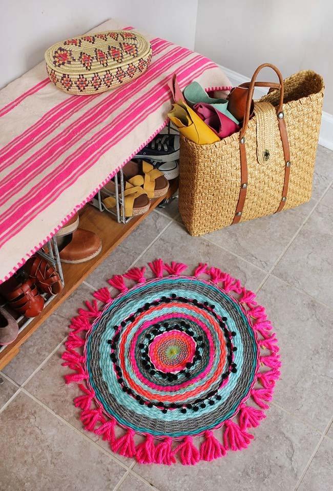 Tapete para usar na decoração da casa