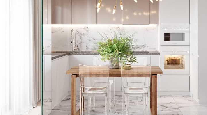Mármore Carrara: o que é e como usar na decoração com fotos incríveis
