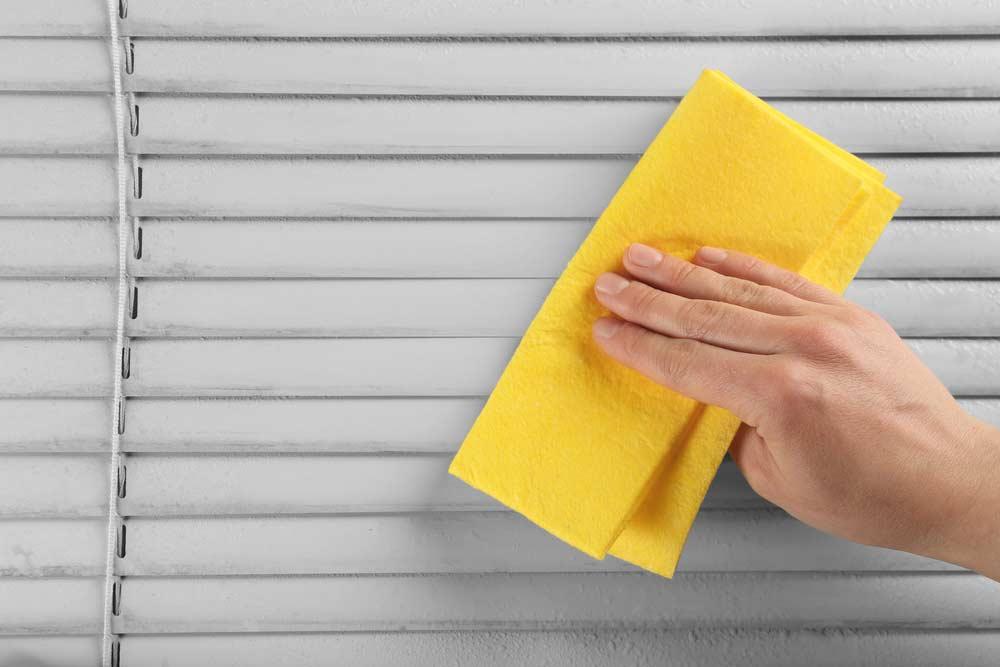 Como limpar persianas: principais formas e passo a passo fácil