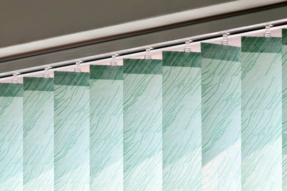 Como limpar persiana vertical