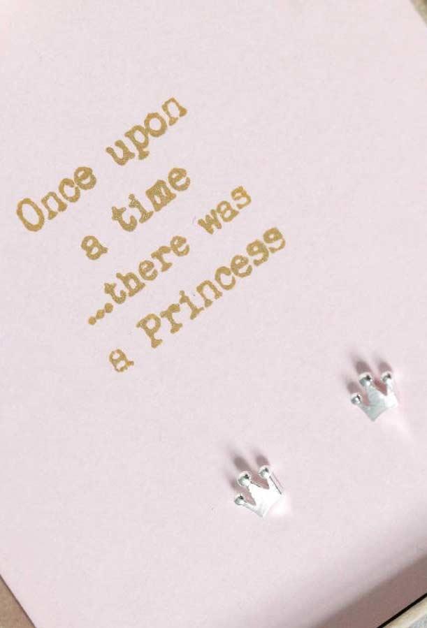 Pingentes como lembrancinha para festa Princesa