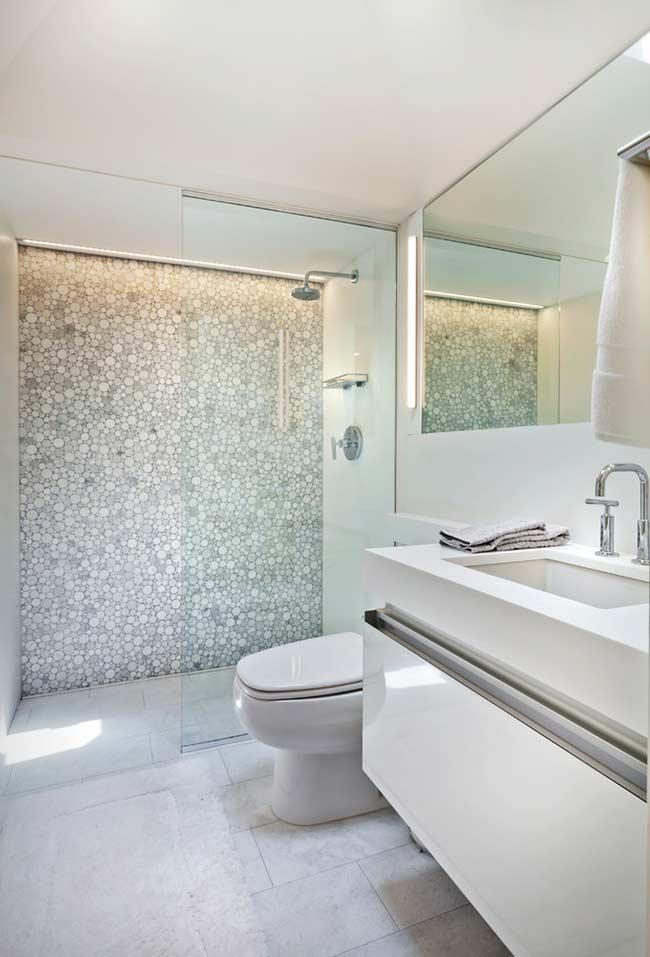 Armário de banheiro com gaveteiro