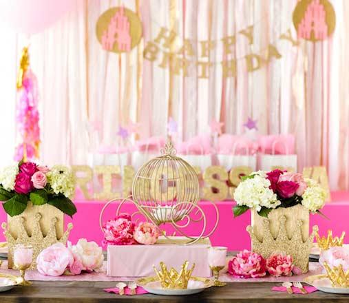 Festa Princesa: dicas para decorar com este tema tão querido