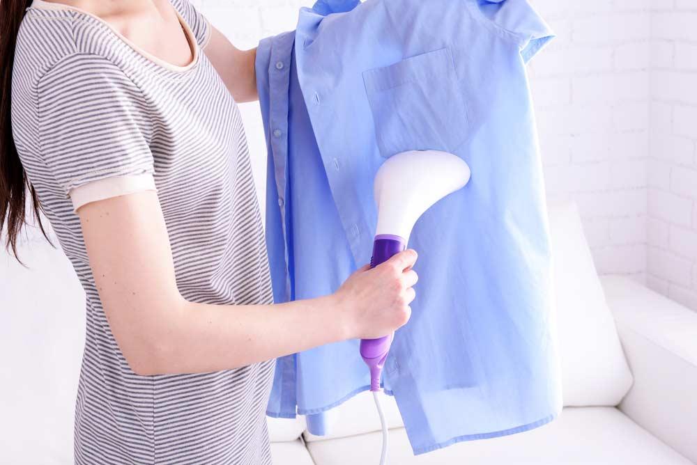 Como passar camisa social: steamer / vaporizador