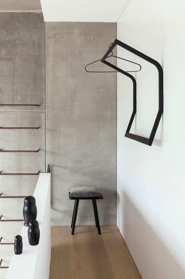 Cabideiro minimalista