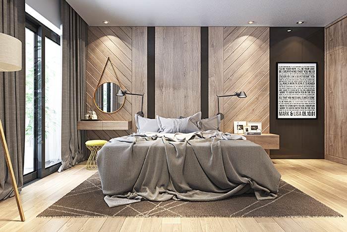 Quartos modernos: 60 ideias para decorar um quarto neste estilo