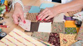 Como fazer patchwork: passo-a-passo + 50 ideias com fotos