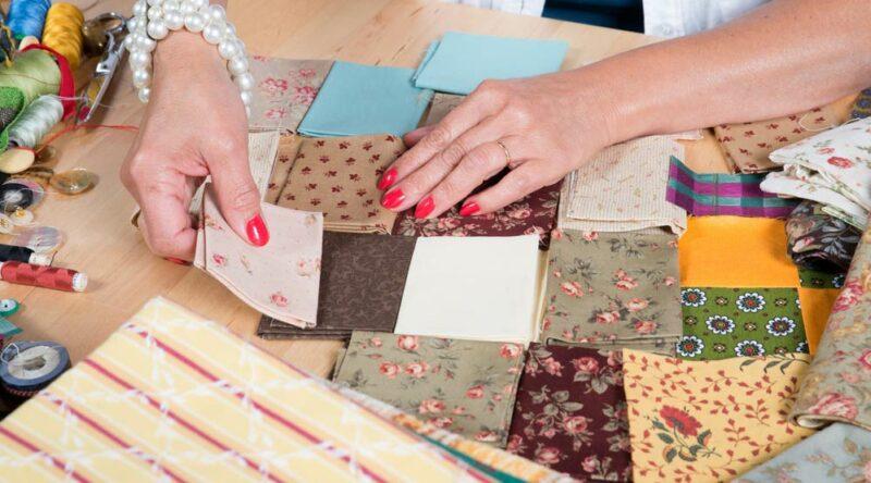 Como fazer patchwork: passo a passo + 50 ideias com fotos