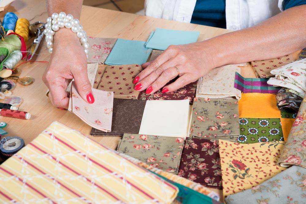 Como fazer patchwork