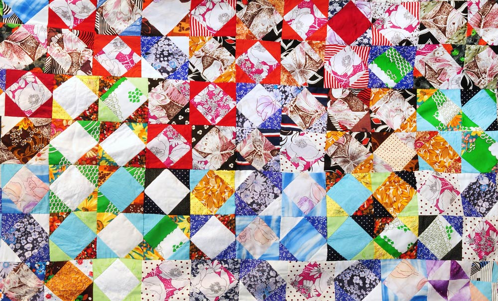 Estampa patchwork