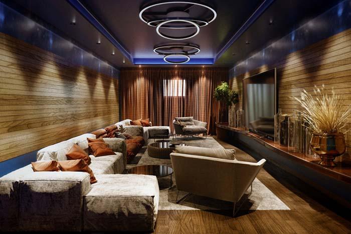 Cinema em casa para todos os gostos