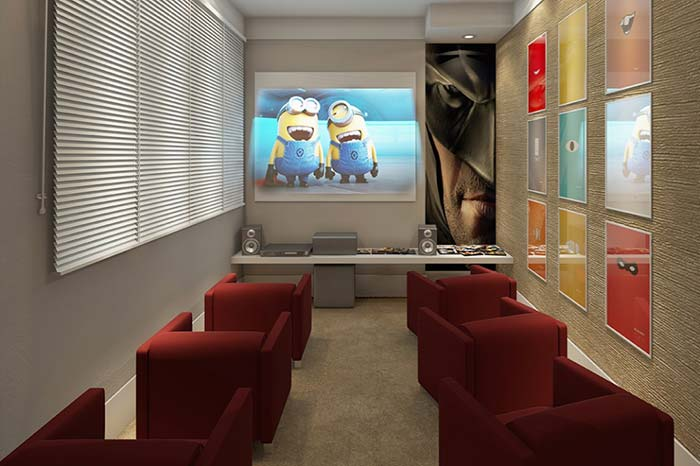Cinema para garotada