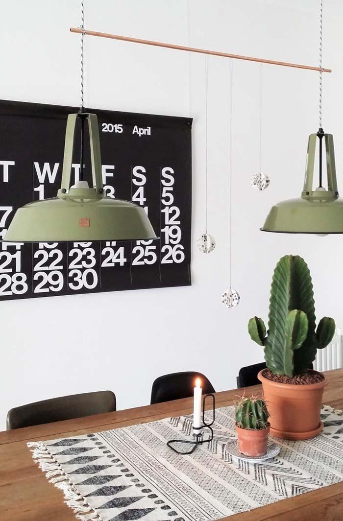 Misturando estilos para compor a decoração da mesa