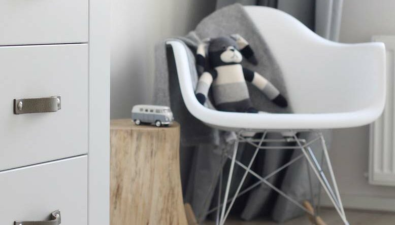 Cadeira de balanço na decoração: 50 ideias criativas