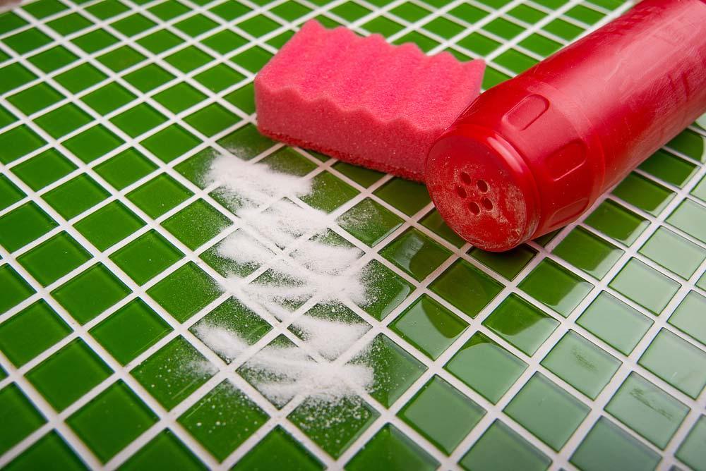 Como limpar azulejos com bicarbonato de sódio