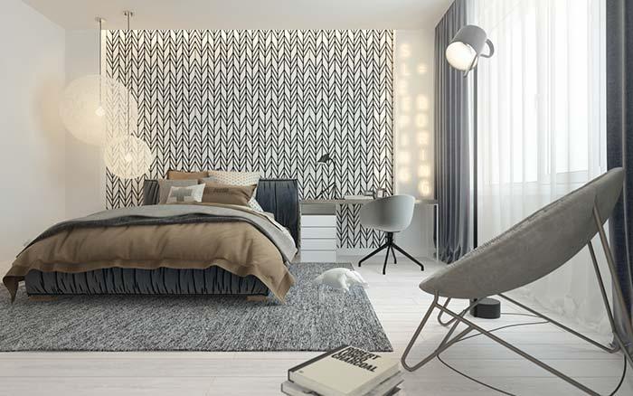 Papel de parede também pode ser usado no estilo Tumblr