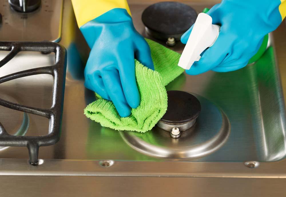Cuidados e manutenção do fogão