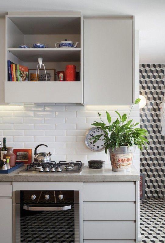 Nichos para cozinha simples