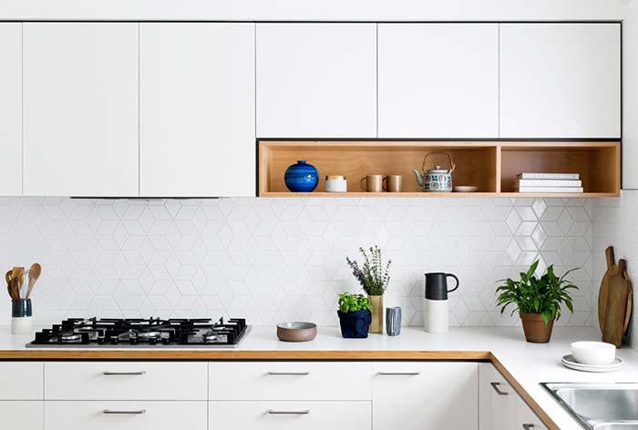 Quebrando a monotonia da cozinha
