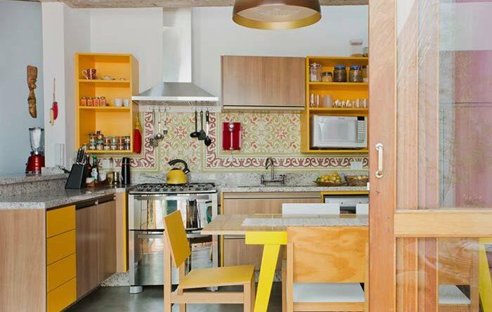 Nichos para cozinha: 60 ideias criativas na decoração