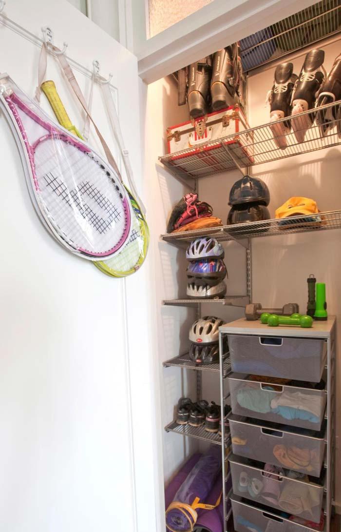 Aramado deixa o closet mais descontraído e jovial