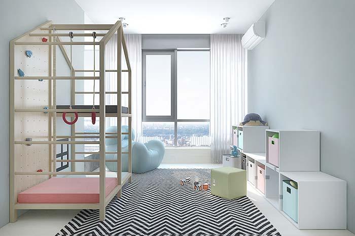 Poltrona para quarto infantil