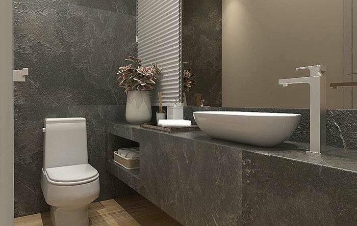 Lavabo: 60 fotos de decoração e projetos de lavabos