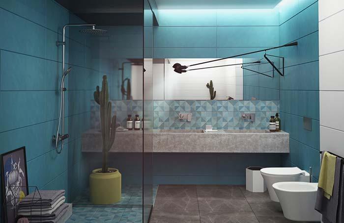 Banheiro para mulheres tradicionais