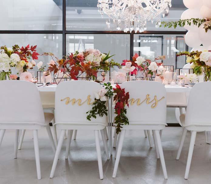 Mini wedding: saiba como organizar e decorar a cerimônia intimista