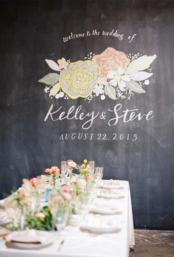 Tema especial para o casamento mini wedding