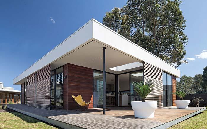 Moderna como uma construção tradicional