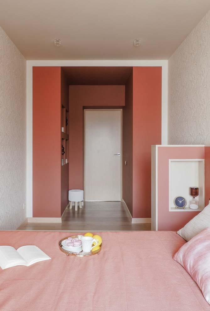 Pintura branca no quarto