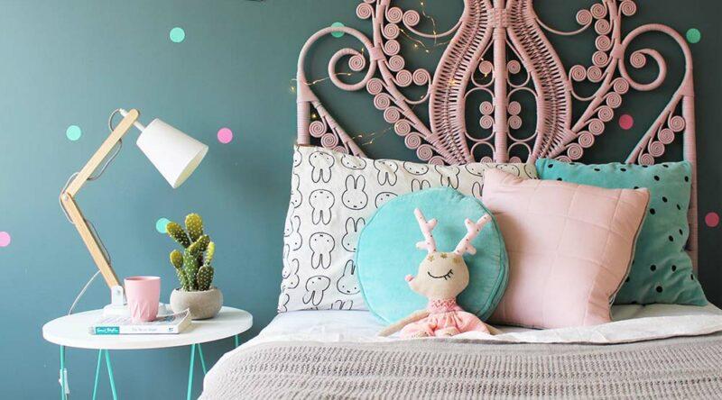 Quarto infantil feminino: 65 inspirações e projetos de decoração