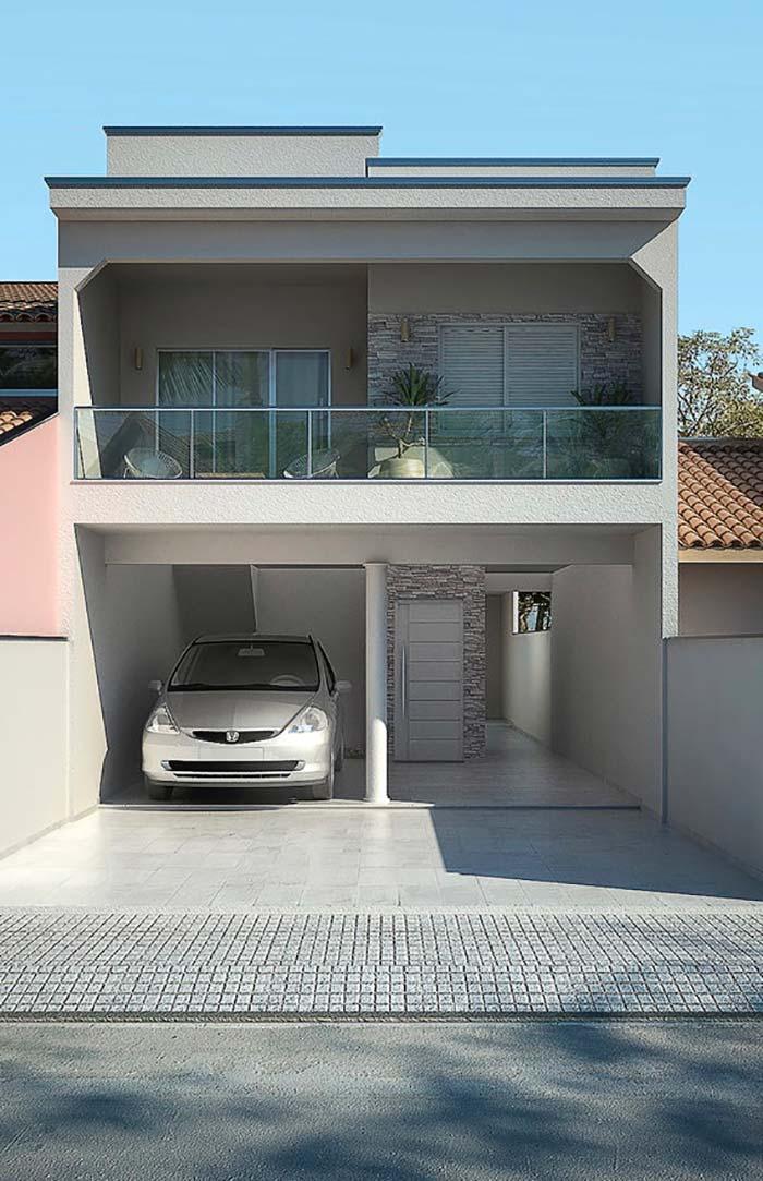 Modelo de casas 100 projetos incr veis e modelos perfeitos Modelo de casa l