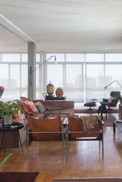 Persiana para grandes janelas